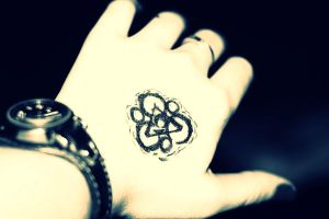 Keywork Tattoo by Heart-Dust