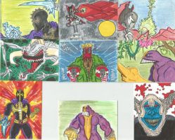 Image sketch cards by kylemulsow