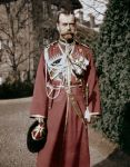 Nicolas II in cossack uniform by KraljAleksandar