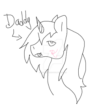 ANCIENT DOODLE! by diaperhorse