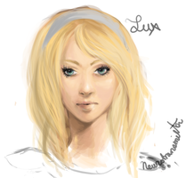 Lux face by acorns