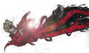 Vash The Stampede by BassZombie