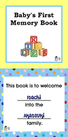 itachi :: baby book 1, 2 by sirrala
