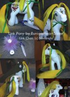 Link pony turn around .Europa by EuropaHeartslave