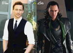 Tom and Loki cover by Lady-Paladin-Skye