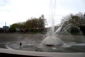 The Water Fountain by bookadict