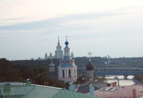 Moscow by Vinsent1992
