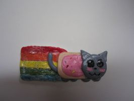 Nyan Cat. by Xforever-meX