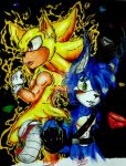 S Sonic And Zenit by Supra-Holic