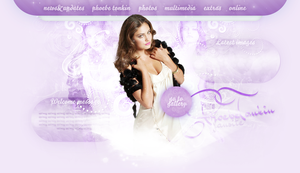 Phoebe Tonkin Premade Header by cherryproductionsorg