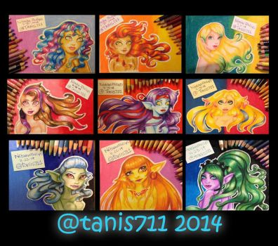 Canvas updates 2014 by Tanis711