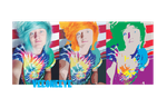 Veeoneeye forever poster by t1taniumh3art