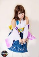 Summoner Yuna by yuki-sparda