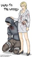DR-L4D- Dead to the World by Crystal124
