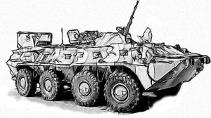 ATC BTR-80 by Garr1971