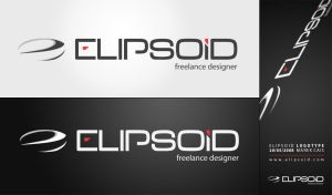 elipsoid logotype by elipsoid