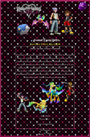 Kingdom Hearts 3D Dream Drop Distance Journal CSS by AESD