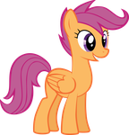 Older Scootaloo by TheJedyates