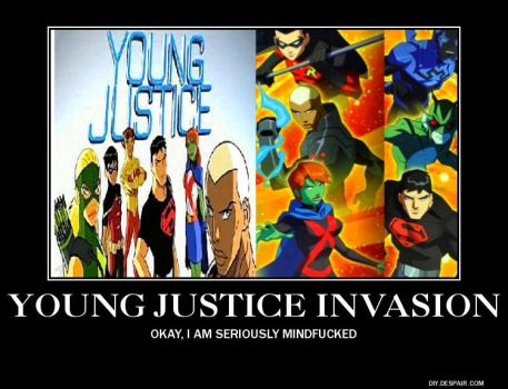 New Young Justice Series by The-Thermals-groupi