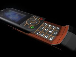3D Cell Phone by penguinluv4ever