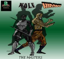 0000 The Masters by ARTISTBAKER2011