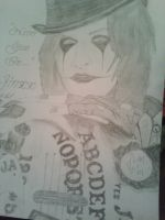 Jinxx and his guitar by AngstyCami