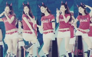 GOAL Seohyun by OoutOfControOL