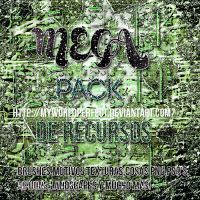 Mega Pack de Recursos by MyWorldPerfect