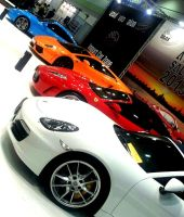Superb Supercars by toyonda