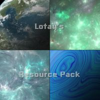 Space Resource Pack by Lotay