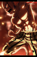 One Punch Man by Getaxy