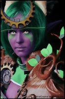 Ysera, the dreamer - Old version by KoniCosplay