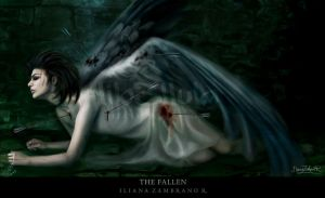 The Fallen by Libellula