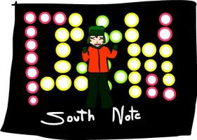 South Note FLASH by Hydra-Lantern