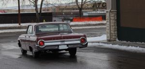 Snow Among The Galaxie by KyleAndTheClassics