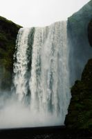 Waterfall III by Lucie-Lilly