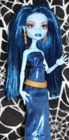 Beauty monster high custom doll by rainbow1977