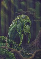 Forest Guardian Final by LordJay