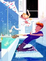 This is why Pirates don t take baths. by PascalCampion