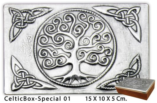 Celtic Special Box 01A by arteymetal