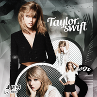PNG PACK (21) Taylor Swift by ekinwinchester