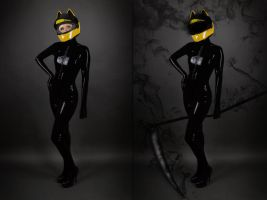 Celty Durarara STOCK by PhelanDavion