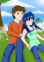 Request:. Blue Sky by ZephX