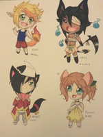Uber Cheebs by RaydieJaeger
