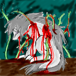 The Thorns That Pierce: Mishi by rockdysfunctional