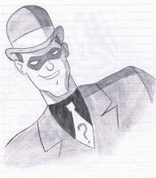 The Riddler by Spirig675