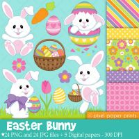 Pack PNG Easter Bunny By ladylony on Fotki by AnhThuPham