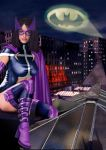 Huntress by optical-intrusion