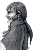 Javert - Tiger Smile by swiftgold