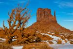 Monument Valley 2 The West Mitten by Mac-Wiz